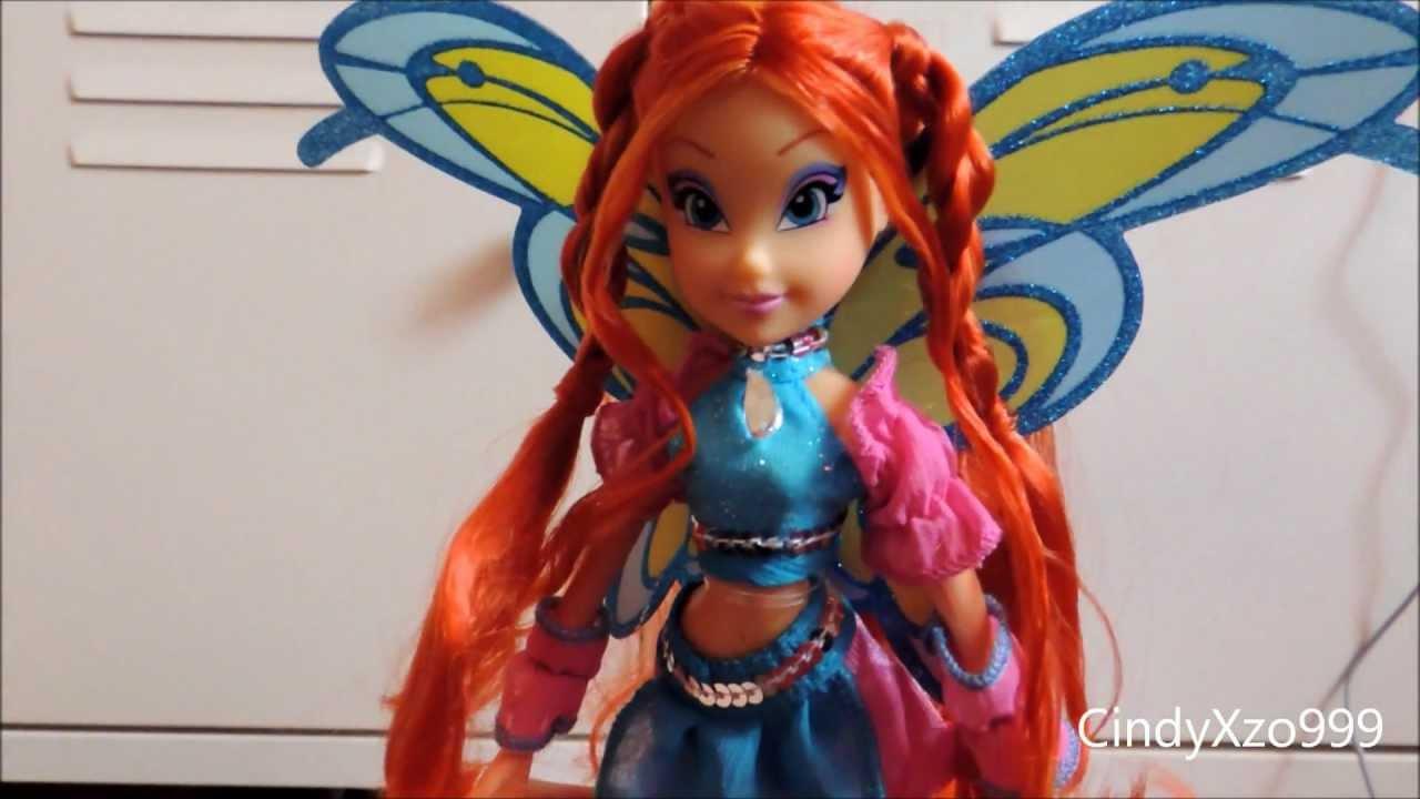 Bloom Sophix Doll Winx Bloom Sophix Doll Review
