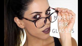 Tips Για Μακιγιάζ Με Γυαλιά