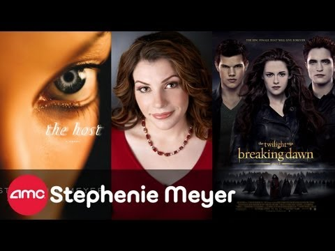 Twilight and The Host Author Stephenie Meyer Interview