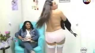 PEGADINHA DO MEDICO TARADO Funny Pranks hot sexy DOCTOR
