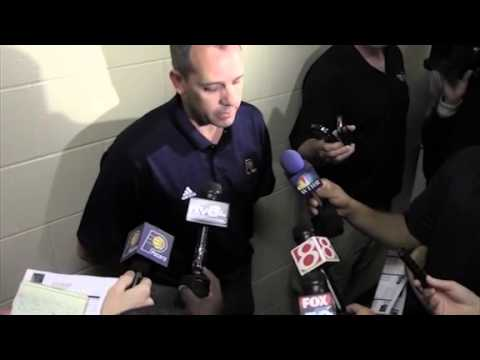 Frank Vogel talks about Brian Shaw