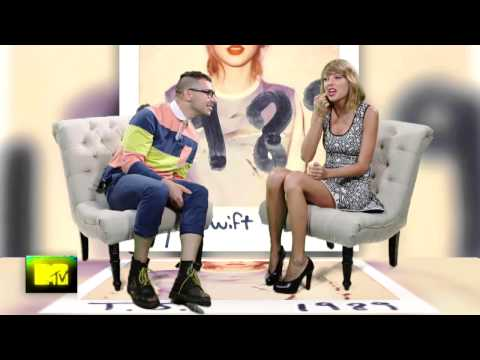 Jack Antonoff's Adorable Nickname For Taylor is Deadtooth   News Video   MTV