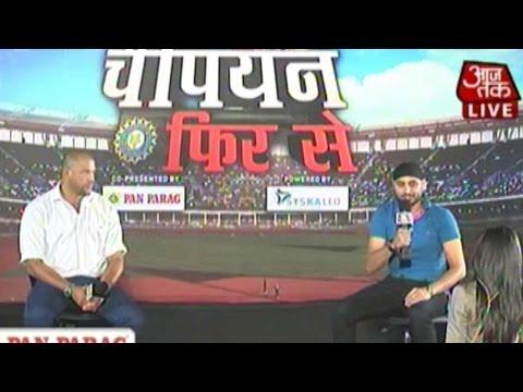 Champion Phir Se: Harbhajan Singh, Andrew Symonds on 'monkeygate' saga