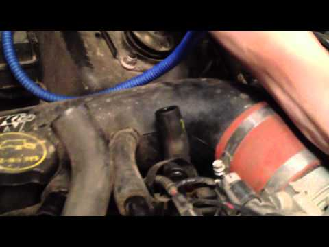 How To Find Car Engine Vacuum Leaks with A Hookah / Water Pipe! [TutorialGenius.
