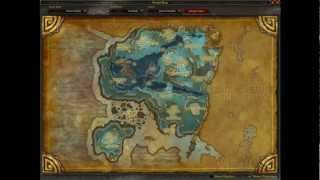 WoW MoP LIVE Guide: Rare Elite Locations Part 7 (Final Part) - Dread Wastes