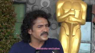 OM Movie Success - Upendra View
