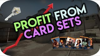 How To Make Profit by Investing in Trading Card Sets