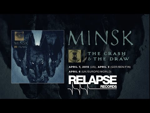 MINSK  - 'The Crash & The Draw' Official Album Trailer