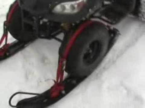 atv 110 cc snow | doovi
