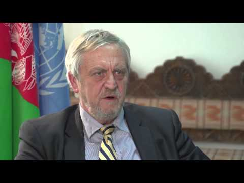 Diplomacy in Action: UN's role in Afghanistan's peace efforts