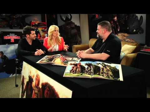 Dean DeBlois FX Movie Interview - How To Train Your Dragon 2