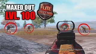 THEY GOT DESTROYED | Royale Pass LVL 100 | PUBG Mobile