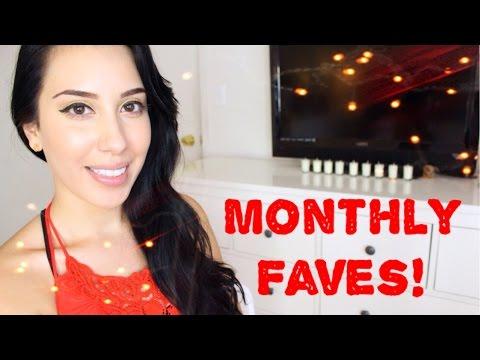 Monthly Favorites ♥ Makeup   Skincare   Random + BLOOPERS