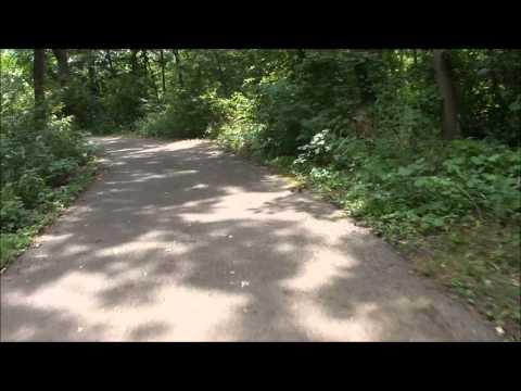 Poplar Creek Forest Preserve Bike Trail