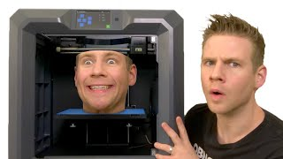 Can I 3D Print Myself?? - This is CREEPY!!