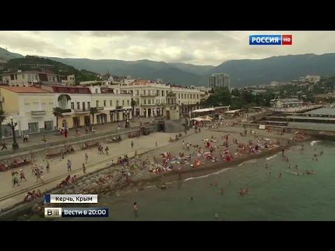 Доступный Крым ставит рекорды