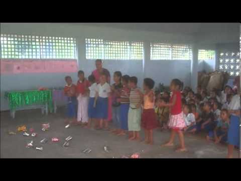 Peace Corps, Samoa: English Day Protecting Our Environment