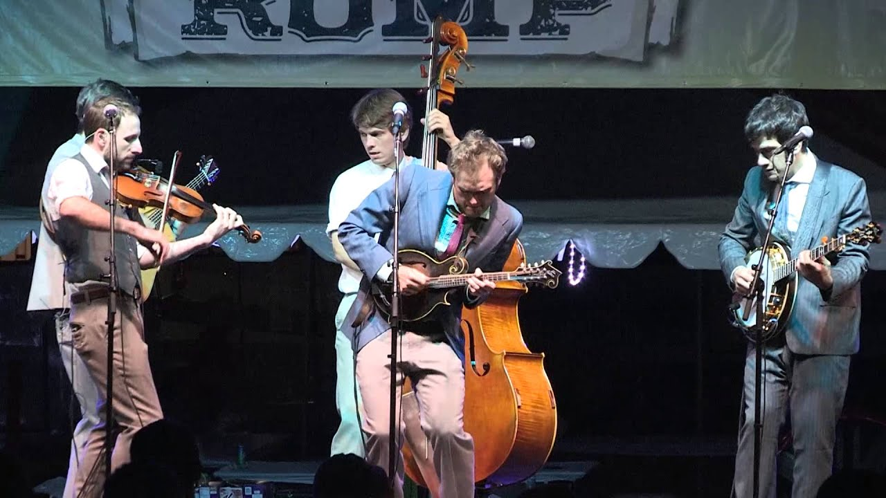 Punch Brothers Beyonce Punch Brothers Romp 2013