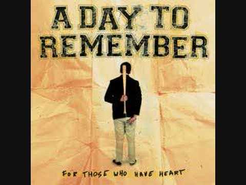 A Day To Remember - Since U Been Gone (Kelly Clarkson Cover)