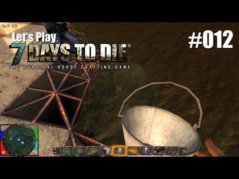 7 DAYS TO DIE #012 – Die Idee, noch mehr Wasser.! [Alpha] [HD] [DE] – Let's Play 7 Days to Die