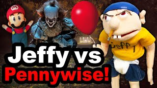 SML YTP: Jeffy vs Pennywise!