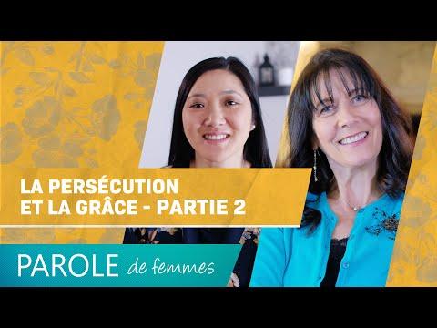 La persécution et la grâce - partie 2 - Parole de femmes - Audrey Mack