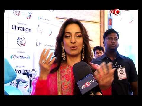 Juhi Chawla is Anti-Botox! | Bollywood News
