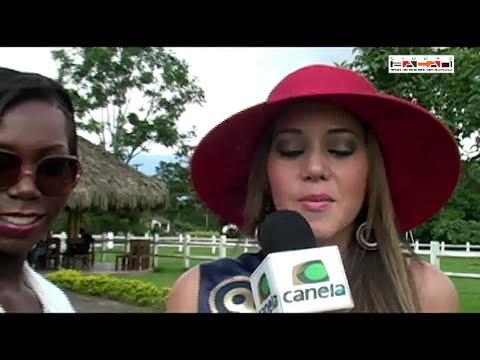 CIUDAD BACAN Conductoras: Las Candidatas a Miss Ecuador 2.014 (Programa completo)