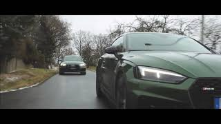 Audi RS4 and RS5