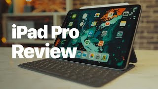 "iPad Pro Review 2018 - in 4K - Is it worth buying? 11"" Model"