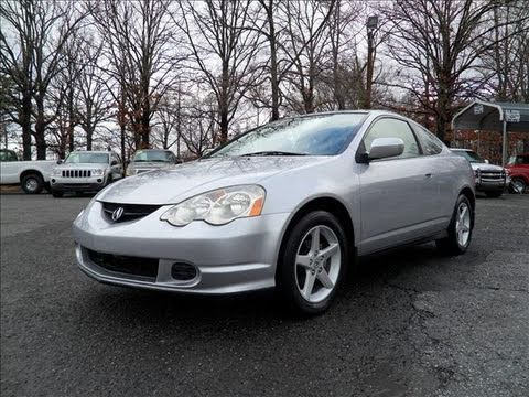2002 Acura RSX 5-spd Start Up. Engine. and In Depth Tour