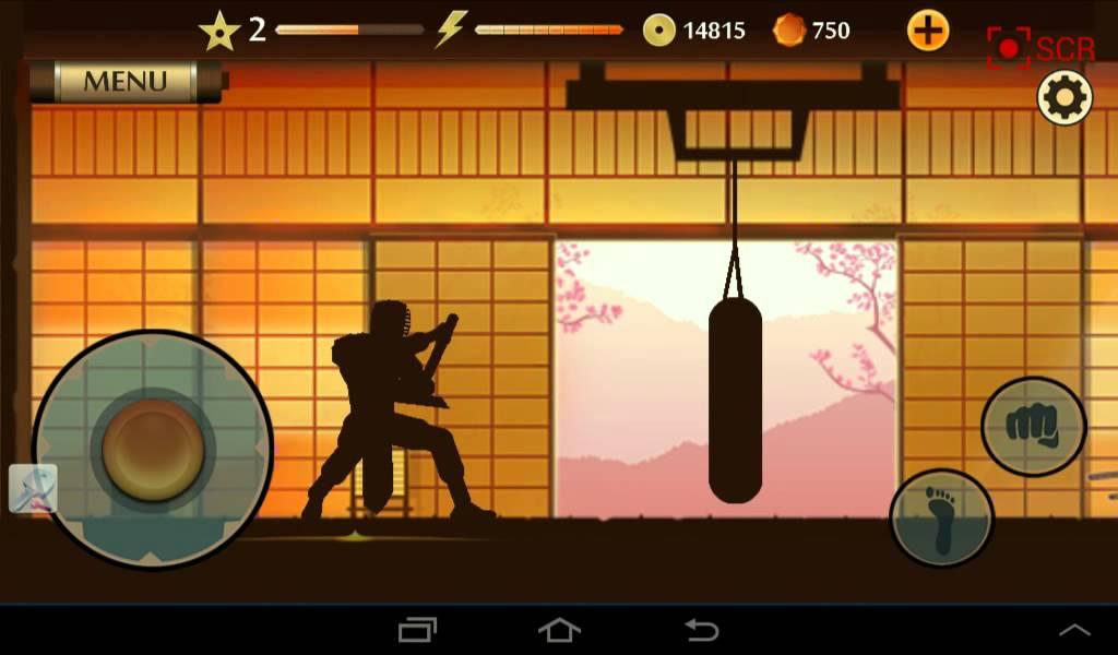 Игра Бой с тенью 2 полная версия, играть онлайн