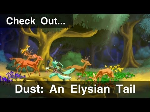 Check Out - Dust: An Elysian Tail (PC)