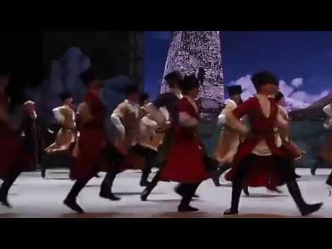 Kafkas Destanı Dans Topluluğu