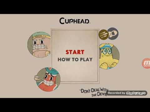 Game joga cuphead batle