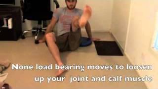 Ankle Sprain Speedy Recovery