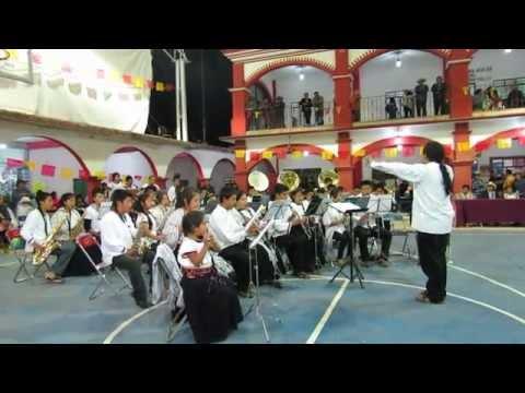 Un día en Oaxaca - Banda de Tamazulapam mixe