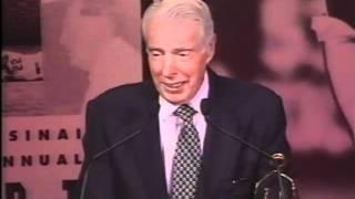 Joe DiMaggio 1995 SS Speech