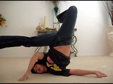 Bboying Freezes Pic The Bboy Shoulder Freeze