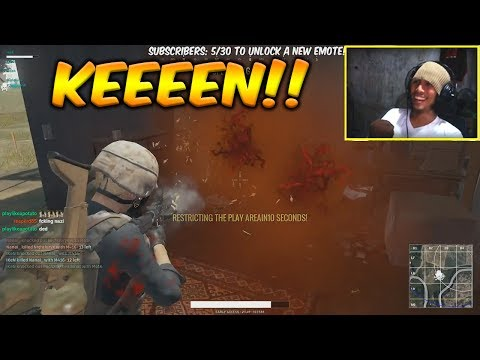 The Legend of Ken - PLAYERUNKNOWN'S BATTLEGROUNDS Peenoise Funny Gameplay #3