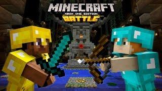 Minecraft: Battle Multiplayer Gameplay - 1080p 60FPS