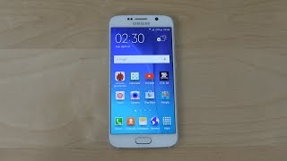 How To Take Samsung Galaxy S6 Screen Shot / Capture / Screen Print