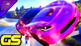 GS = GRANDLY SMOOTH!! Chevy Corvette GS (3* Rank 3222) Multiplayer in Asphalt 9