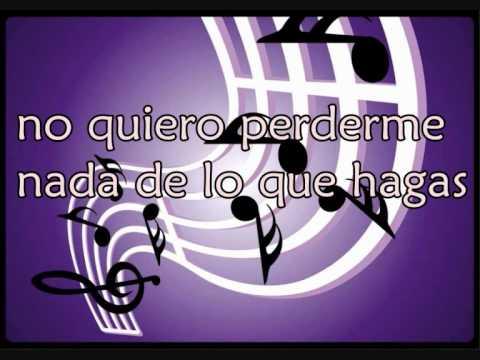 Glee - hey, soul sister (letra en español)