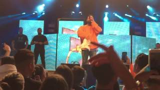 Shindy & Bushido Roli - Live CLA$$IC-Tour in Zürich [HD+] 30.10.2016