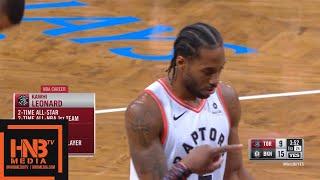 Toronto Raptors vs Brooklyn Nets 1st Qtr Highlights | 12.07.2018, NBA Season