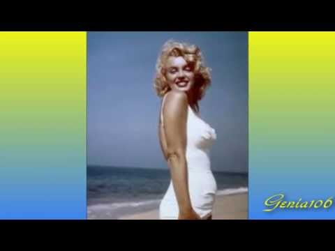 Marilyn Monroe in Amagansett~ the Hamptons, NY~Rudy Vallee Orchestra~Irving Kaufman vocal
