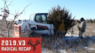 Food Plots - Making Hunting Properties Great Again - Radical Recap 2019.V3