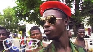 Warrior - The Cannibal Warlords of Liberia (Full Length Documentary)