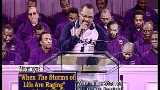 Pastor Corey Brooks: When the Storms of Life Are Raging